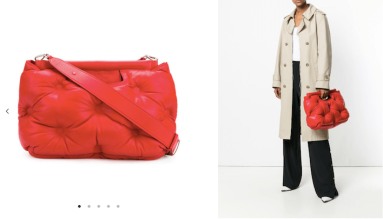 Glam Slam Quilted Bag $2473 28/3/18 @Farfetch