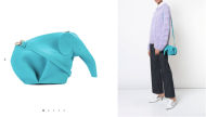 Mini Elephant Bag $1,783 28/3/18 @Farfetch