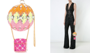 Embellished Clutch Bag $1,518 28/3/18 @Farfetch