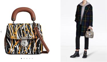 Small DK88 Splash Top Handle Bag $3,050 28/3/18 @Farfetch